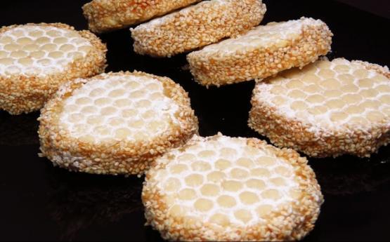 Շատ համեղ և գեղեցիկ թխվածքաբլիթների նոր և յուրահատուկ բաղադրատոմս