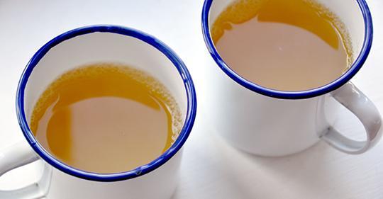 Чай с имбирем: растворяет камни в почках, очищает печень и уничтожает раковые клетки (рецепт)