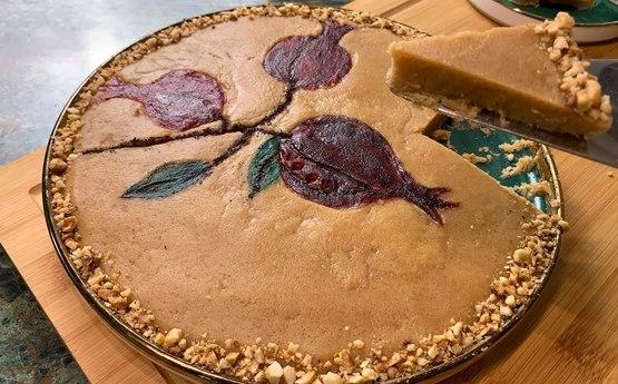 Տոնական Հալվա․ Դիտեք այս համեղ և գեղեցիկ հալվայի պատրաստման եղանակը