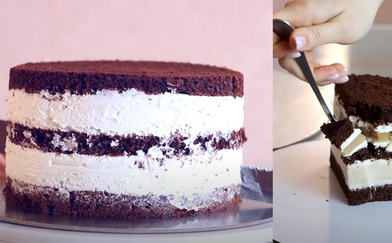 Շոկոլադե տորթ Կապույտ ոսկի․ Համեղ և հեշտ պատրաստվող