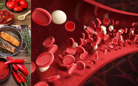 Արյունը ջրիկացնող մթերքներ․ Եթե ունեք թրոմբ այս մթերքները ձեզ համար են