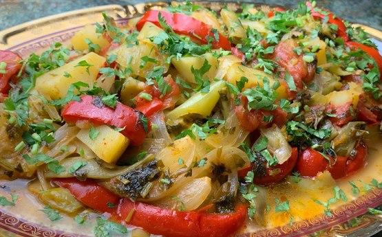 Այլազան․ Բանջարեղենով պատրաստվող հայկական խոհանոցի ամենահամեղ ուտեստներից մեկը