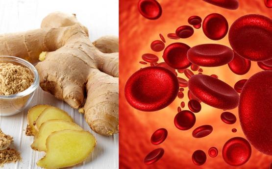 Իմբիրը կօգնի ձեզ լավացնել արյան որակը ու կմաքրի այն, ինչպես նաև կլավացնի արյան շրջանառությունը