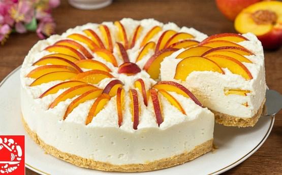 Առանց թխելու պատրաստեք դեղձով այս համեղ թխվածքը