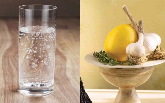 Հանքային ջրի մեջ ավելացրեք այս բաղադրիչները և կնիհարեք 10 կգ ու կվերանան հոդացավերը
