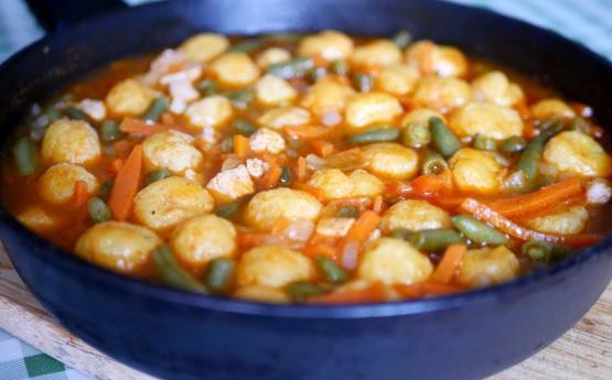 Հրաշալի ընթրիք հավի կրքամսով ու լոբով, որը շատ-շատ համեղ է և օգտակար