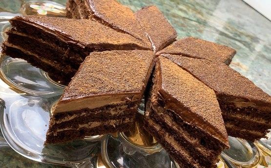 Շոկոլադե տորթ Իդեալ․ Շատ հեշտ է պատրաստելը, իսկ տորթը անչափ համեղ է ստացվում