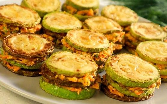 Դդմիկով պատրաստված բանջարեղենային շատ համեղ և օգտակար ուտեստ