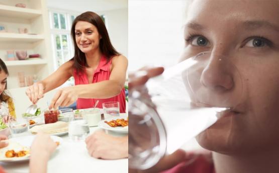 Հայտնի է, թե օրգանիզմում ինչ խնդիր կա, եթե ուտելու ընթացքում ցանկանում եք ջուր խմել