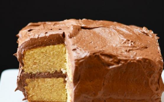 The Best Vanilla Cake Recipe!