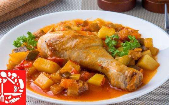 Շատ համեղ և վիտամիններով հարուստ ապուրի բաղադրատոմս, հավի մսով և բանջարեղենով