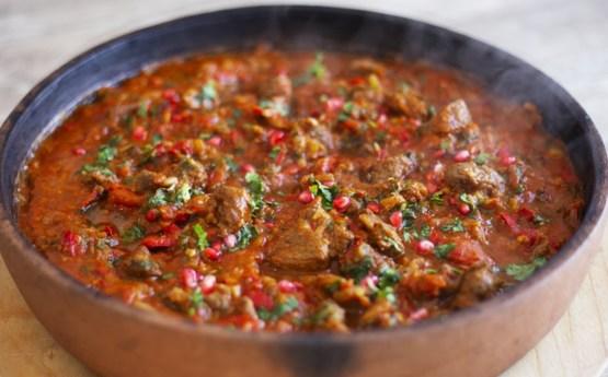 Չաշուշուլի․ Վրացական խոհանոցի ամենահամեղ ուտեստներից մեկը