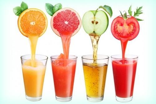 Лечение натуральными соками