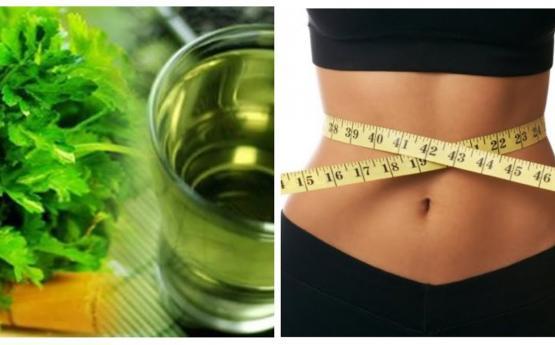Խաշեք այս կանաչին և ջուրը խմեք․ Կնիհարեք ավելի քան 7-8 կգ, անհավանական նիհարելու միջոց