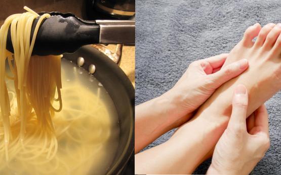 Ինչ տեղի կունենա, եթե մակարոնի խաշած ջրով լվանաք ոտքերը․ Կլինեք ամենաառողջը
