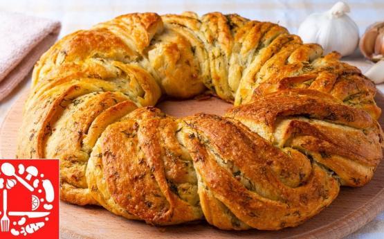 Յուրահատուկ հացի բաղադրատոմս, որը այնքան համեղ է ստացվում, որ միայն ցամաք հացն ես ուզում ուտել