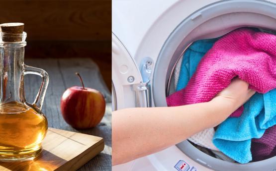 Երբ իմանաք այս մասին, լվացքի փոշու փոխարեն քացախ կլցնեք լվացքի և լվացքի մեքենայի մեջ