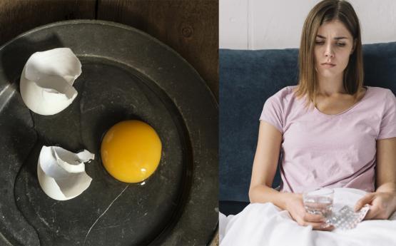 Կանայք, ամեն առավոտ 1 հատ ձվի դեղնուց կերեք, սա ձեր առողջության համար ենք ասում