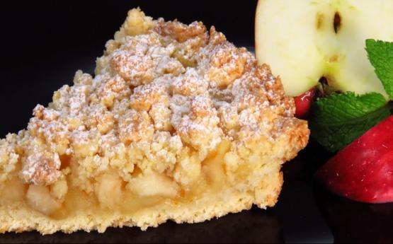 Խնձորով թղվածքի շատ փափուկ և համեղ բաղադրատոմս, որի պատրաստման համար շատ բան պետք չէ