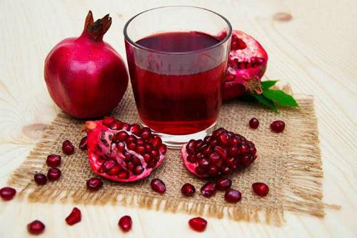 10 фруктов для повышения уровня гемоглобина