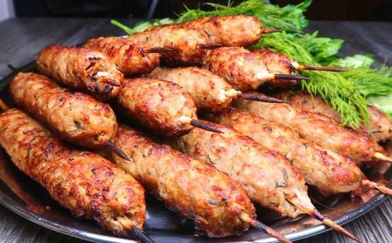 Լյուլյա քյաբաբի ամենալավ բաղադրատոմսը, պատրաստեք և կիսվեք նկարներով