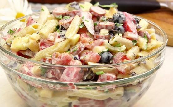 Իտալական խոհանոցին բնորոշ աղցան․ Այնքան համեղ է, որ մեկ անգամ համտեսեք ՝ ստիպված կլինեք ամեն օր այն պատրաստել