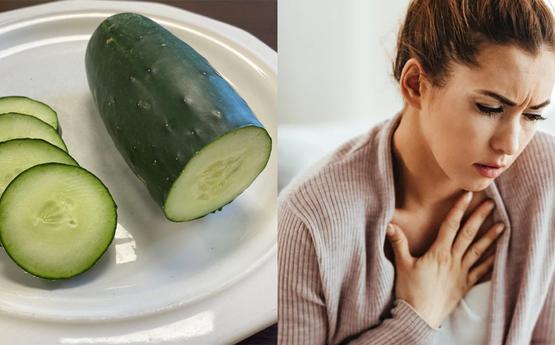 Հատկապես կանայք պետք է դատարկ ստամոքսին օրական 1 հատ  վարունգ ուտեն