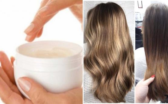Վազելինի միջոցով ազատվեք մազերի ճյուղավորումից