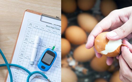 Ինչպես օգտագործել ձուն, որպեսզի բուժվի շաքարային դիաբետը և բարձր ճնշումը