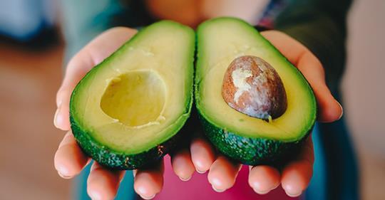 Изменения: вы можете заморозить авокадо!