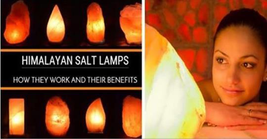 Почему гималайская соляная лампа — одна из величайших вещей, которыми вы могли бы владеть
