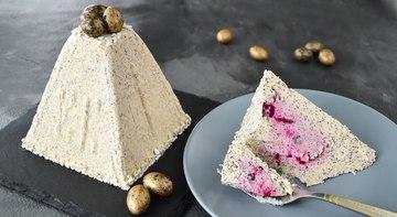 Հատապտուղներով շատ համեղ թխվածքի բաղադրատոմս