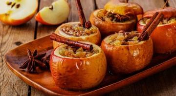 Ջեռոցի մեջ տապակում ենք խնձոր, ստացվում է համեղ և օգտակար