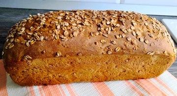 Հաց ՝ վարսակի փաթիլներով․ Պատրաստեք ամենաօգտակար և համեղ հացը