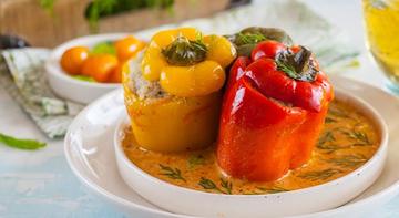 Լցոնած պղպեղի կլասիկ բաղադրատոմս. Ամառային համեղ և թեթև ուտեստ